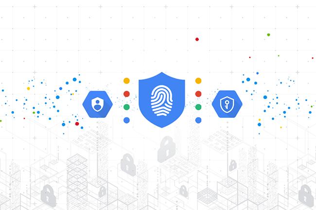 Google a notamment annoncé que son outil Advanced protection program est désormais accessibles aux clients de la G Suite, de GCP et de Cloud identity. (Crédit : Google)