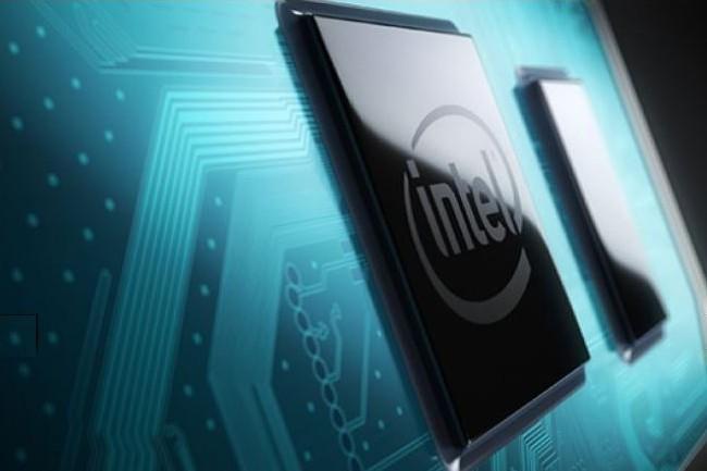 Intel a dévoilé sa 10ème génération de processeurs Intel Core sur le salon Computex 2019 de Taipei le 28 mai dernier. (Crédit : Intel)
