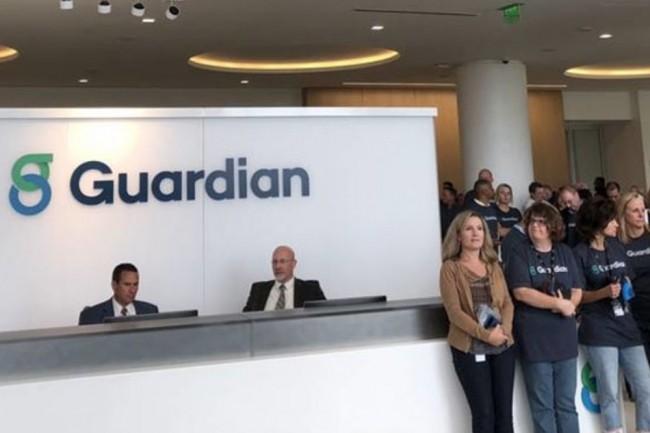 Pour migrer dans le cloud, la compagnieGuardian Life Insurance Company of America aaccompagné son service IT vers une approche de développement agile.Ci-dessus, le site de Bethlehem de l'assureur en Pennsylvanie. (Crédit : Guardian Life)