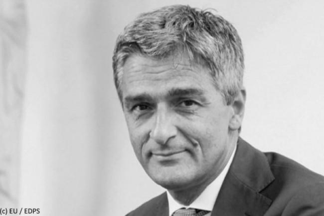 D'abord contrôleur adjoint de 2009 à 2014, Giovanni Buttarelli était depuis contrôleur de la protection des données personnelles de l'Union Européenne. (Crédit : EU/EDPS)