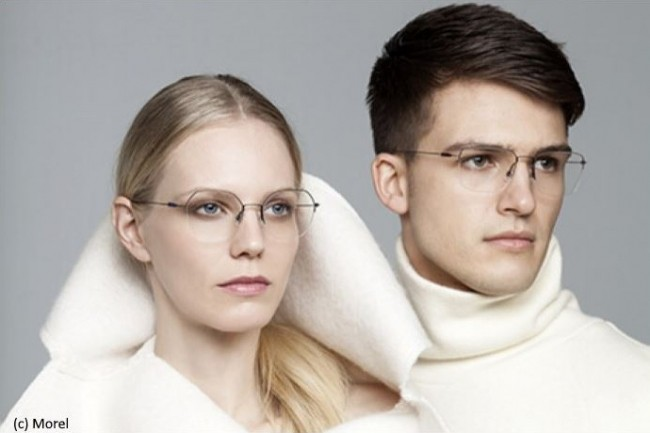 Le groupe Morel propose 1500 nouvelles références à son catalogue de lunettes par an, à gérer avec son nouveau PGI.