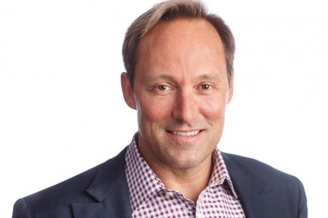 A propos des r�sultats trimestriels de Splunk cette semaine, Doug Merritt, son CEO et pr�sident depuis 2015, s�est dit satisfait de la rapidit� avec laquelle la soci�t� acc�l�rait la transformation de son activit� vers le cloud. (Cr�dit : Splunk)