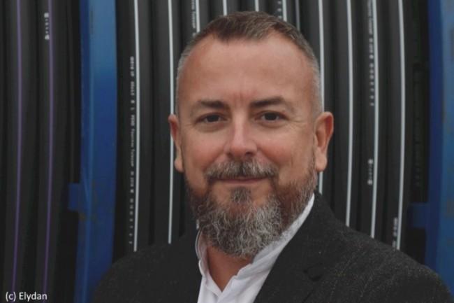 Marc-Antoine Blin, président du groupe Elydan, voulait uniformiser les processus dans le cadre d'une fusion des entités du groupe. (Crédit : Elydan)