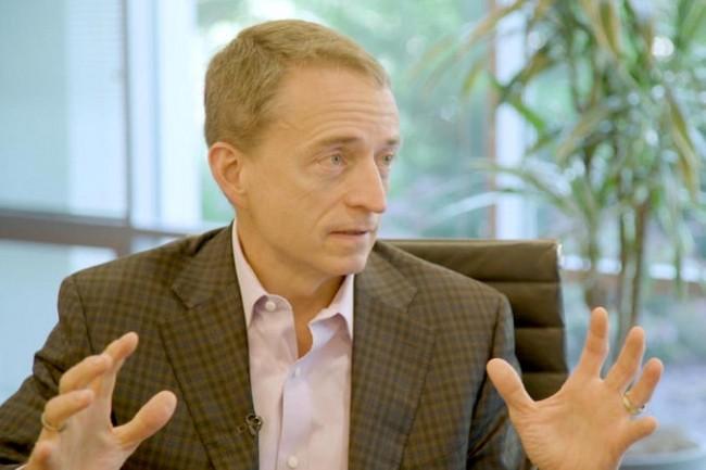 Le CEO de VMware, Pat Gelsinger, mise désormais sans ambage sur le gestionnaire de clusters Kubernetes. (Credit: Daniel Masaoka License: IDG-Owned)
