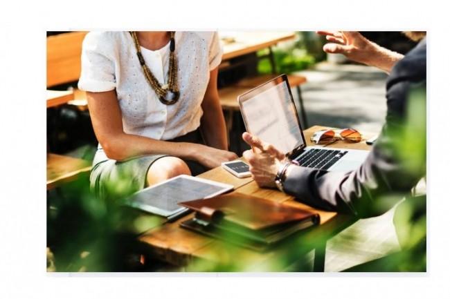 Le Village by CA Paris s'est associé à Microsoft, SAP et Capgemini pour encourager l'essor de l'entrepreneuriat féminin. (Crédit : Village by CA)