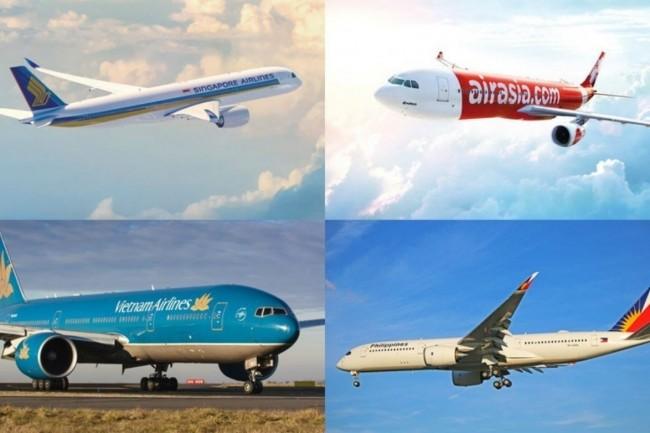 Au sein de l'Association des Nations de l'Asie du Sud-Est (ANASE, en Anglais ASEAN), les transporteurs élaborent de nouvelles stratégies technologiques reposant sur l'expérience client, dirigées par des marques telles que Singapore Airlines, AirAsia, Vietnam Airlines et Philippine Airlines, entre autres. (crédit : D.R.)