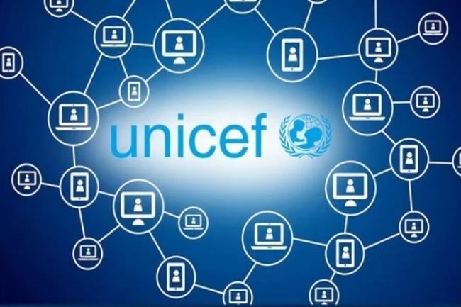Le concours de développement proposé par l'Unicef consiste à réfléchir aux enjeux de la technologie blockchain appliqués à la protection de l'enfance. Crédit. Unicef France.