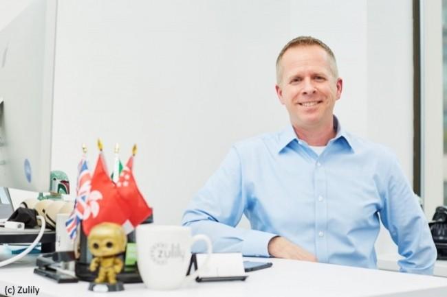Luke Friang, CIO du e-commerçant Zulily, a tiré beaucoup d'informations de sa tournée, notamment pour créer l'application mobile.