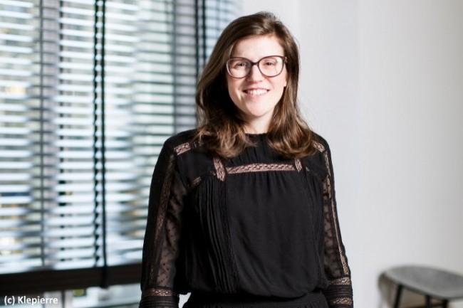 Elise Masurel, directrice Marketing, Digital et Innovation de Klépierre, a porté le projet car il était orienté métier mais en mode projet avec la DSI.