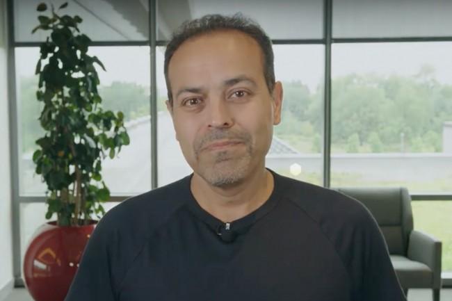 Sanjay Mirchandani, CEO de Commvault, estime qu'avec Hedvig, sa société rachète aujourd'hui unetechnologie éprouvée sur le marché qui est à son apogée. (Crédit : Commvault)