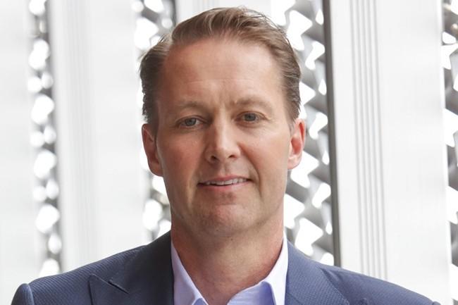 Chris Ciauri était précédemment le vice-président exécutif et directeur général EMEA de Salesforce où il a passé 10 ans. (Crédit photo : D.R.)