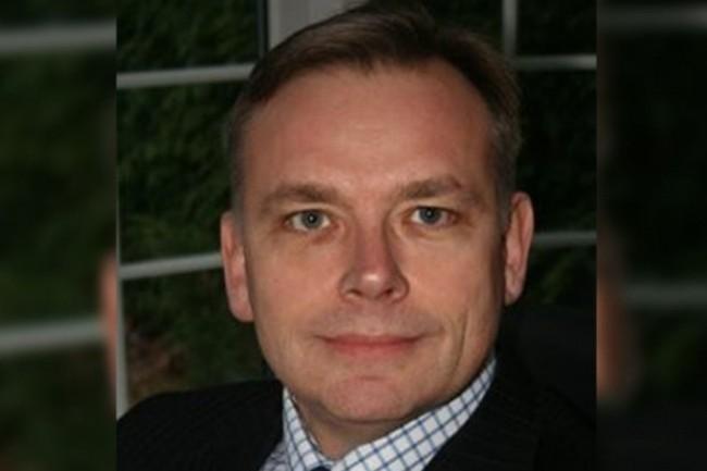 En charge de l'activité de Dynabook en Europe du Nord, Nick Offin indique que le groupe réfléchit à élargir la gamme proposée par l'entreprise filiale de Sharp. (Crédit : D.R.)