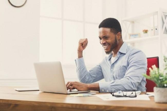 L'approche digitale dans la formation poursuit sa progression dans les entreprises françaises  pointe une étude réalisée par Unow en mai dernier;. Crédit. Unow