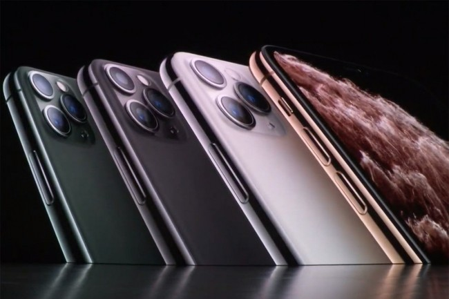 5 points clefs des iPhone 11 Pro et Pro Max , Le Monde