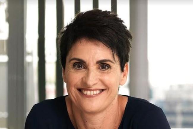 Caroline Guillaumin, DRH de la Société Générale, a lancé le service Executive Task Force. Crédit: Société Générale