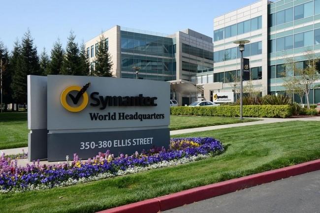 Les coupes annoncées par Symantec vont impacter des centaines de salariés a Mountain View. Crédit. Wikipedia.