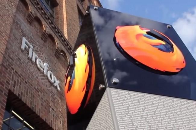 Mozilla veut concentrer ses ressources sur des projets tels que Firefox qui peut avoir un impact. (Crédit : Mozilla)