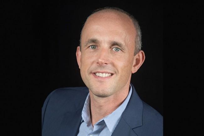 Avant de rejoindre Microsoft, Xavier Perret était en charge de l'entité Commerce d'OVH. (Crédit : Microsoft)