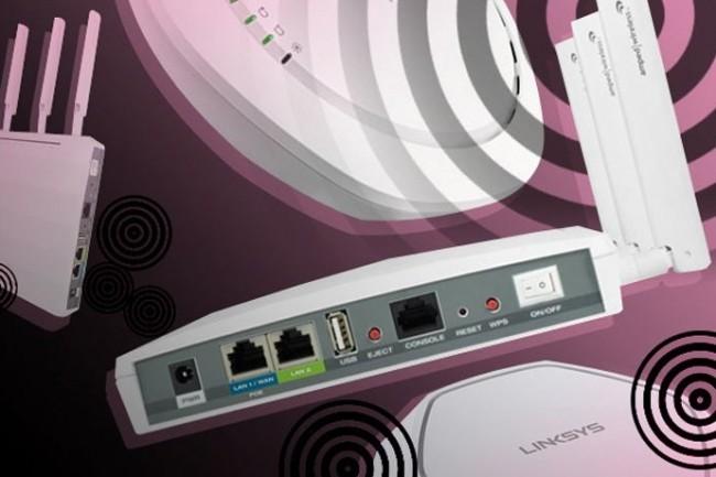 Contrairement au MIMO mono-utilisateur, le multi-utilisateur fonctionne uniquement avec des connexions sans fil en liaison descendante avec le standard 802.11ac. (Crédit : IDG)