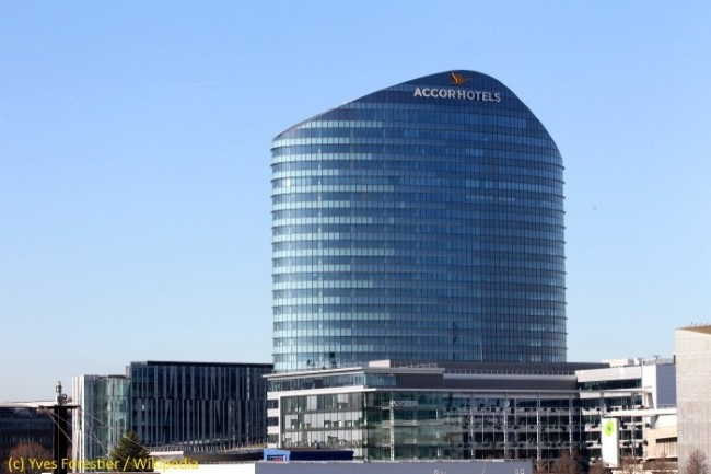 Accor cloud the sharing of technical and marketing documents