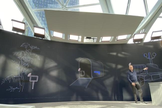 Amazon fourmille d'idées pour le développement de son portocole IoT, Sidewalk (Crédit Photo : DR)