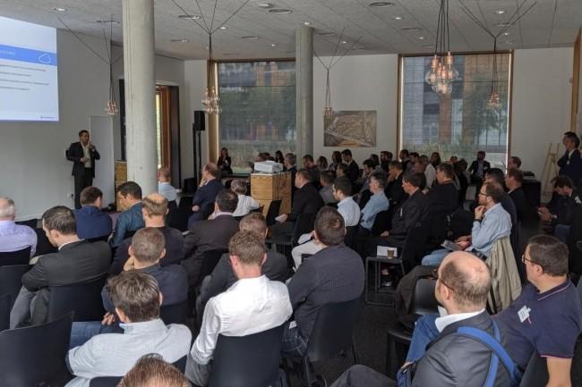 Près de 70 personnes ont assisté à la matinée IT Tour 2019 du Monde Informatique à Lyon. (crédit : LMI)