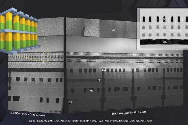 Intel poursuit désormais le développement de la technologie 3DXPoint sans le concours de Micron. (Crédit Intel)
