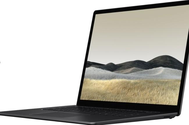 Des fuites sur Twitter donnent un avant-goût des tablettes Surface présentées demain par Microsoft. (Crédit Photo : Evan Blass)