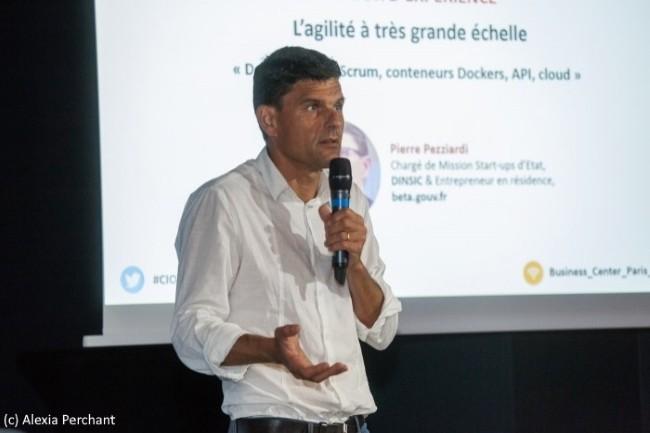 Avec deux autres personnes, Pierre Pezziardi est parti de la Dinsic.