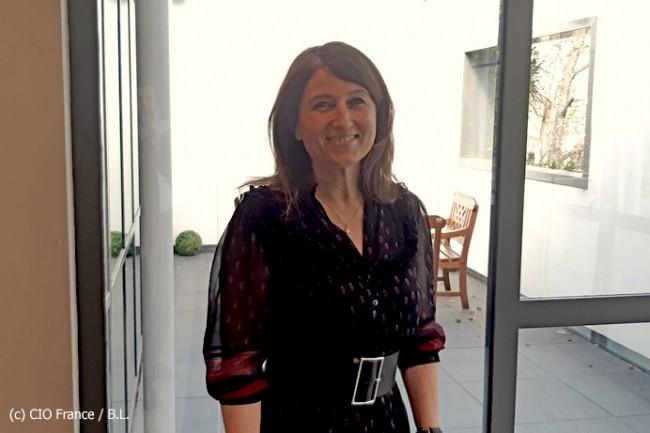 Karine Picard arrive à la direction d'Oracle France après avoir occupée le poste de vice-présidente EMEA Applications Strategy.