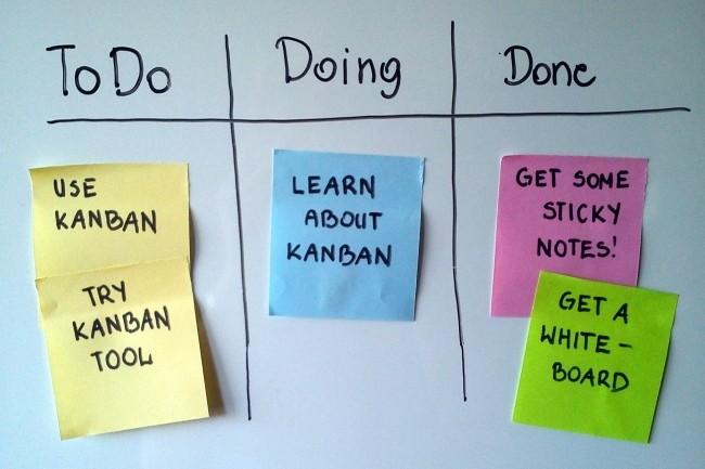La méthode Kanban est un système simplifié de gestion des workflows. Elle a vu le jour au sein de Toyota au Japon. Le terme signifie