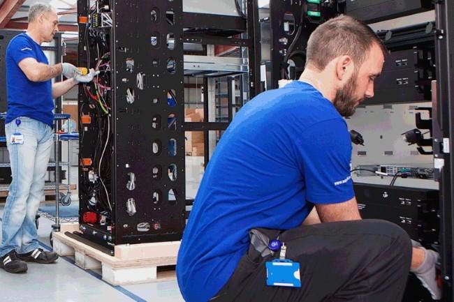 Le décommissionnement d'un datacenter nécessite une méthodologie spécifique et stricte. (Crédit Photo : DR)