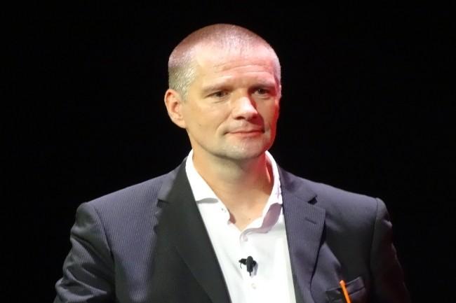Guillaume Poupard a demandé aux RSSI d'aller vers une cybersécurité positive pour devenir un partenaire de confiance au sein de l'entreprise. (Crédit Photo:DR)