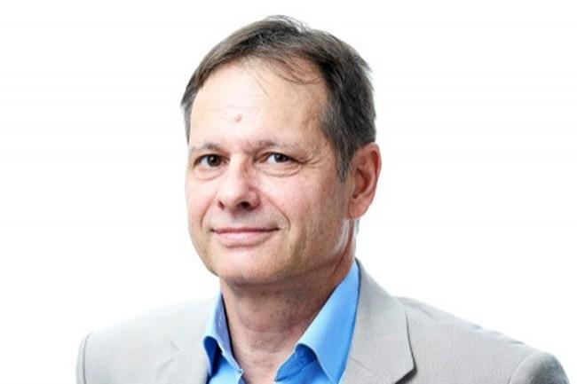 Laurent Caillard (CTO Citeo) détaille les avantages et les inconvénients de l'ERP en SaaS. (Crédit : Bruno Levy)