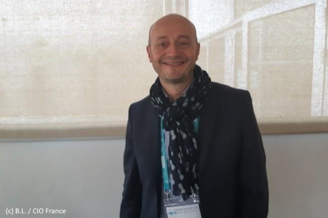 Frédéric Riga, Chief Digital Officer de Getlink, a témoigné dans un atelier de la Convention USF 2019 le 9 octobre 2019.