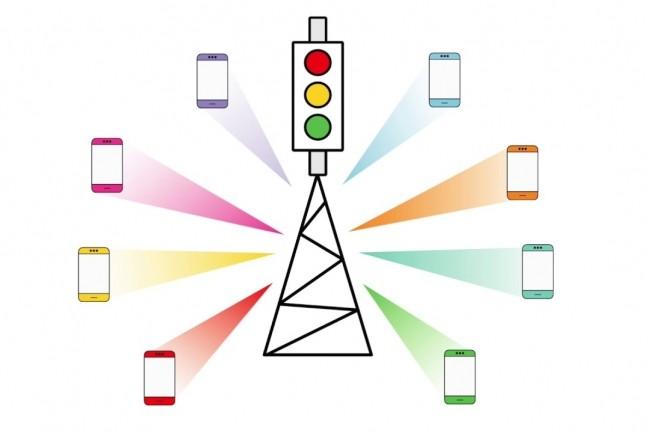 Le beamforming vient accélérer les communications sans fil notamment la 5G à venir. (Crédit D.R.)