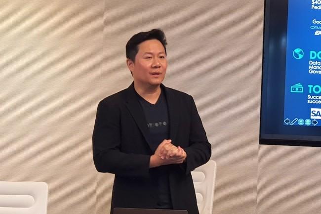 CEO et cofondateur de Promethium, Kaycee Lai a mené à bon port un projet très ambitieux. (Crédit S.L.)