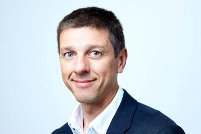 Simon Redondie (USF, Gendarmerie) a explicité les différences de traitement selon le type de données. (Crédit : Bruno Levy)