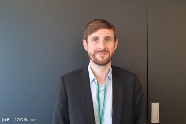 François Selzer, directeur de projet SAP chez Total Direct Energie, a témoigné sur la Convention USF le 9 octobre 2019.