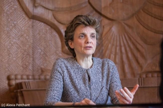Marie-Laure Denis, présidente de la CNIL, veut focaliser l'action de l'institution sur les enjeux du quotidien mais sans oublier les enjeux de régulation ou de géopolitique.