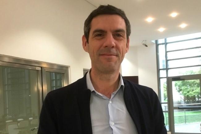 Avec TalkSpirit, qu'il a co-fondé il y a une dizaine d'années, Philippe Pinaut propose un RSE développé et hébergé en France déjà adopté par 500 clients. (Crédit : LMI)