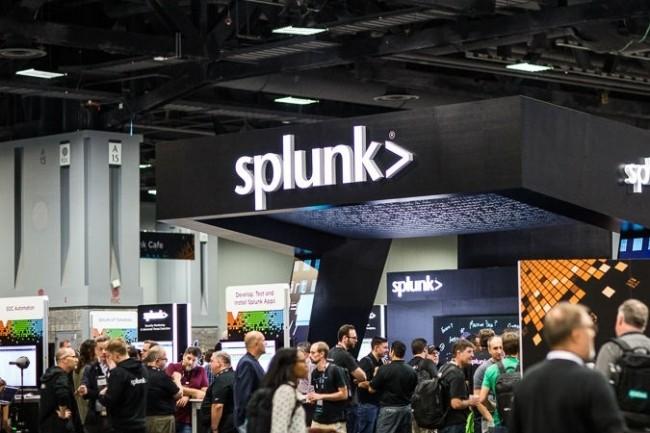 Splunk a profité de son événement .conf19 pour annoncer l'acquisition de Streamlio. (Crédit IDG)