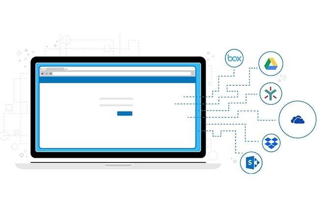 Une fois l'intégration de Mover à OneDrive finalisée, le transfert de Box, Dropbox, Egnyte, ou Google Drive vers le service de Microsoft sera probablement à sens unique. (Crédit : Mover)