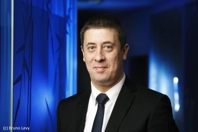Christophe Salomon, DSI du groupe EDF, pilote les travaux du Cigref sur le Cloud de confiance.