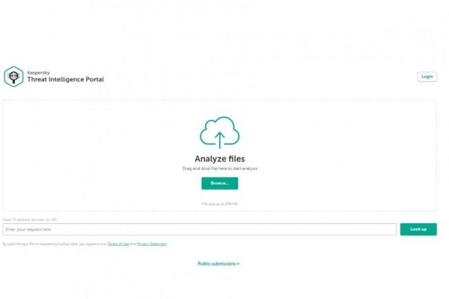 Chaque fichier soumis dans le portail Threat Intelligence de Kaspersky est analysé à l'aide d'un ensemble de technologies avancées de détection des menaces. (crédit : Kaspersky)