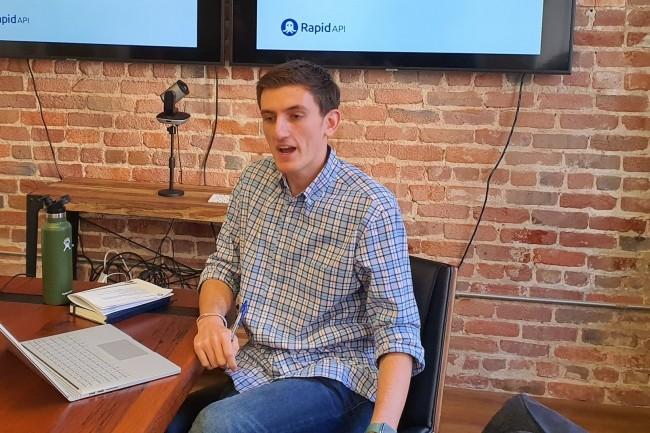 « 10 000 API sont aujourd'hui disponibles sur RapidAPI avec leur description, les conditions d'utilisation et les risques », nous a indiqué Iddo Gino, CEO de la start-up américano-israélienne. (Crédit S.L.)