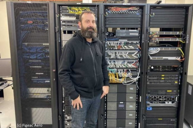 Simon Auroy, responsable système, réseau et support de Figeac Aero, a voulu tout tester pour garantir la résilience attendue.