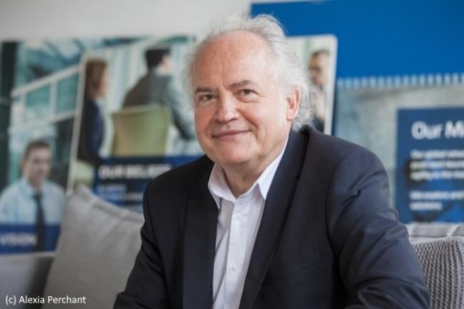Jean-Luc Galzi, vice-président exécutif IT chez GEFCO, mène la transformation digitale du groupe.