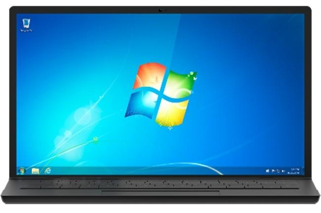 Même si le support de Windows 7 s'arrêtera le 14 janvier 2020, des solutions ont été mises en place pour continuer à mettre à jour l'OS jusqu'en 2023. (Crédit : Microsoft)