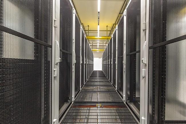 En fusionnant, Digital Realty et Interxion disposent d'une part de marché dans les datacenters de 70%. (Crédit : Interxion Allemagne)